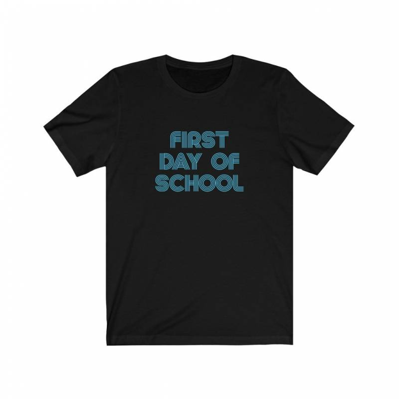 First Day of School Shirt, Back To School Shirt, Teacher Shirt, Professor Shirt, Counselor Shirt, Bus Driver Shirt, Vintage Retro 70s Design