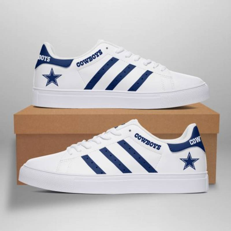 Dallas Cowboys Low Top Shoes – BBS