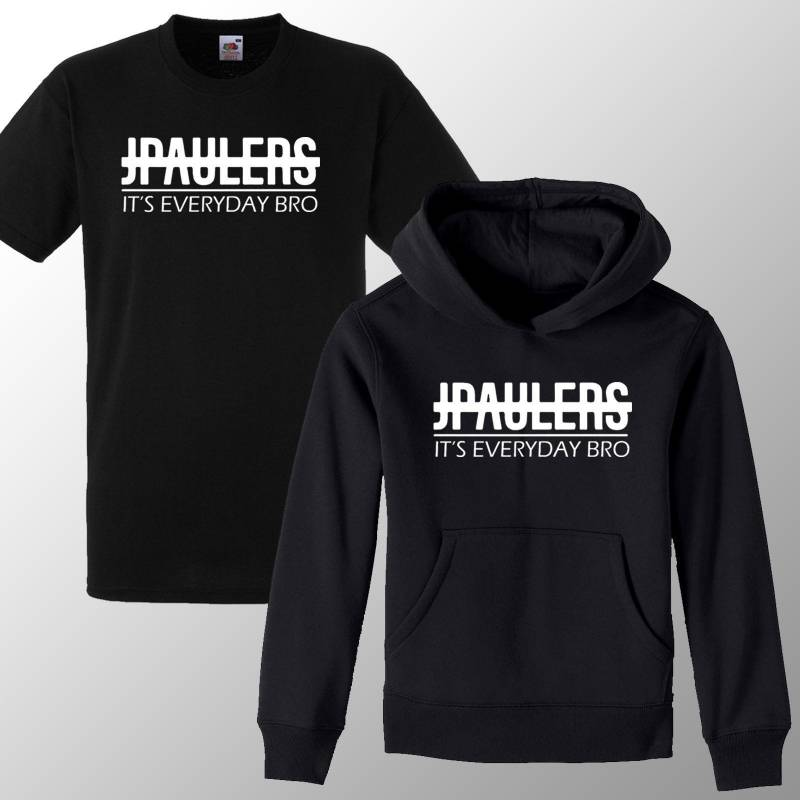 Kids JPauler Children Hoody ITS EVERYDAY Funny BRO Youtuber Jake Paul Merch Hoodie Boys Girls Top Jumper