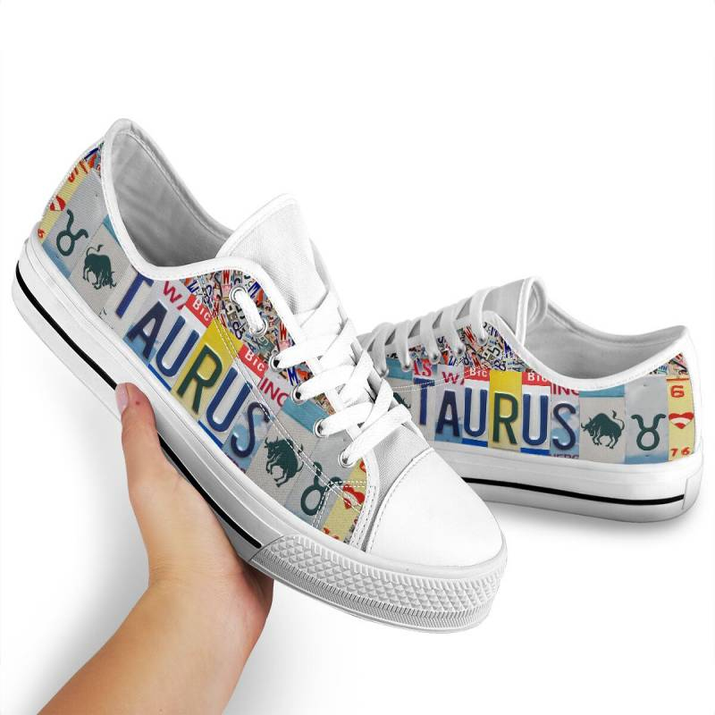 Taurus low top shoes – BBS