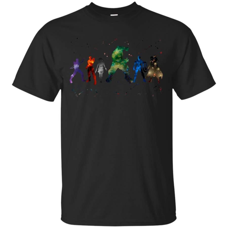 AVENGERS ASSEMBLE - Galaxy Avengers T Shirt & Hoodie