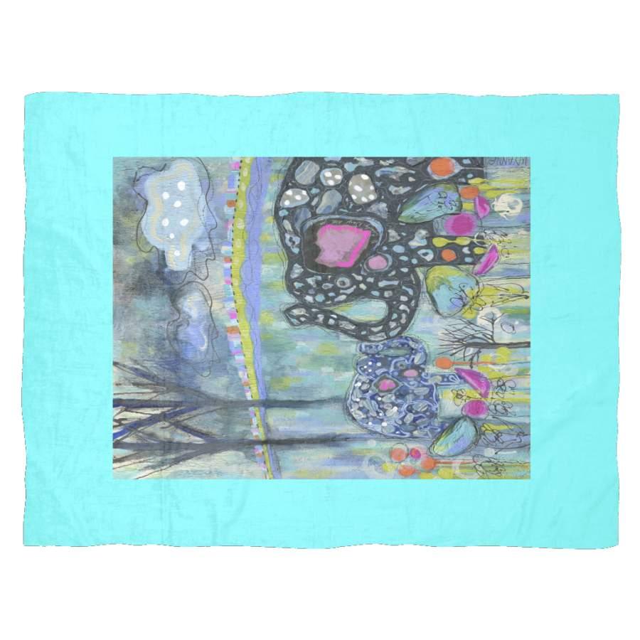 Elefante Slumber Fleece Blanket