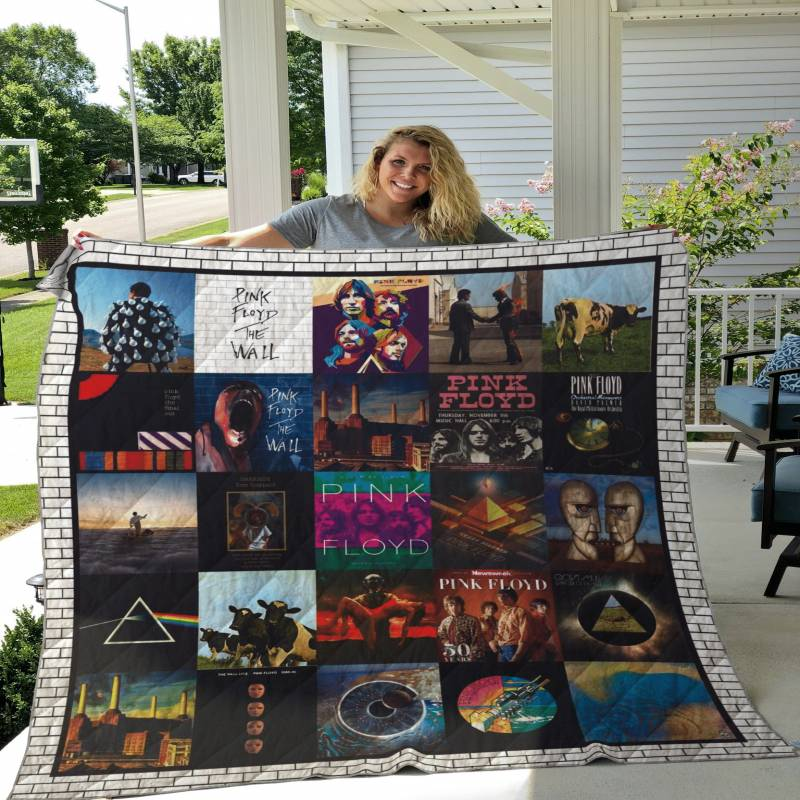 Pink Floyd Albums Cover Poster Quilt Ver 2 DHC19112028DD