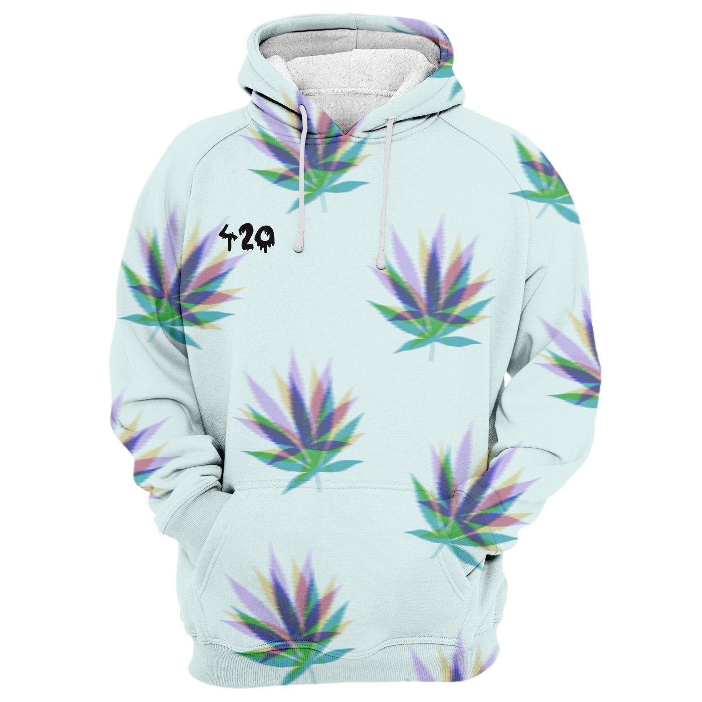 420 Cannabis Hoodie