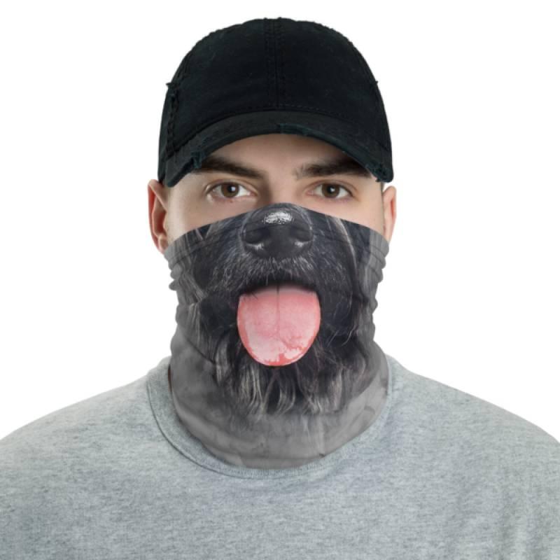 Gos-D'Atura Face Cover & Neck Gaiter & Face Mask ✓ Washable ✓ Reusable ✓ Unisex