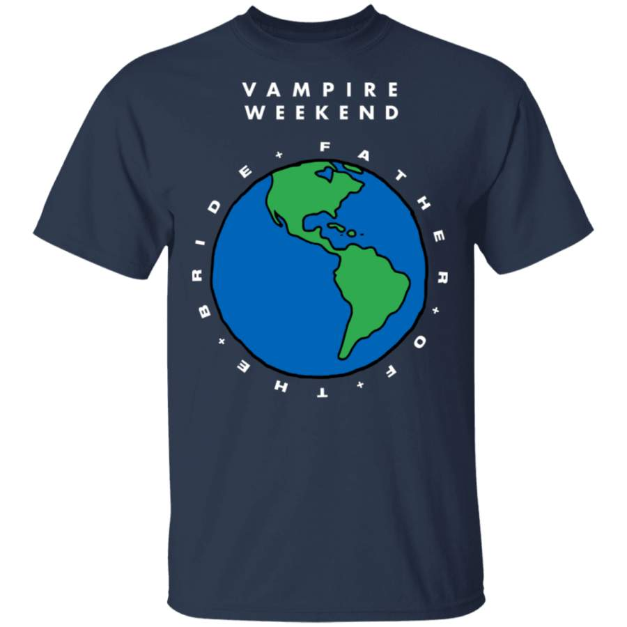Vampire Weekend Father Of The Bride Tour 2019 t shirt