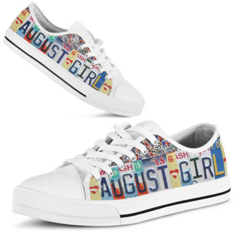 August girl low top shoes – Hothot 030720
