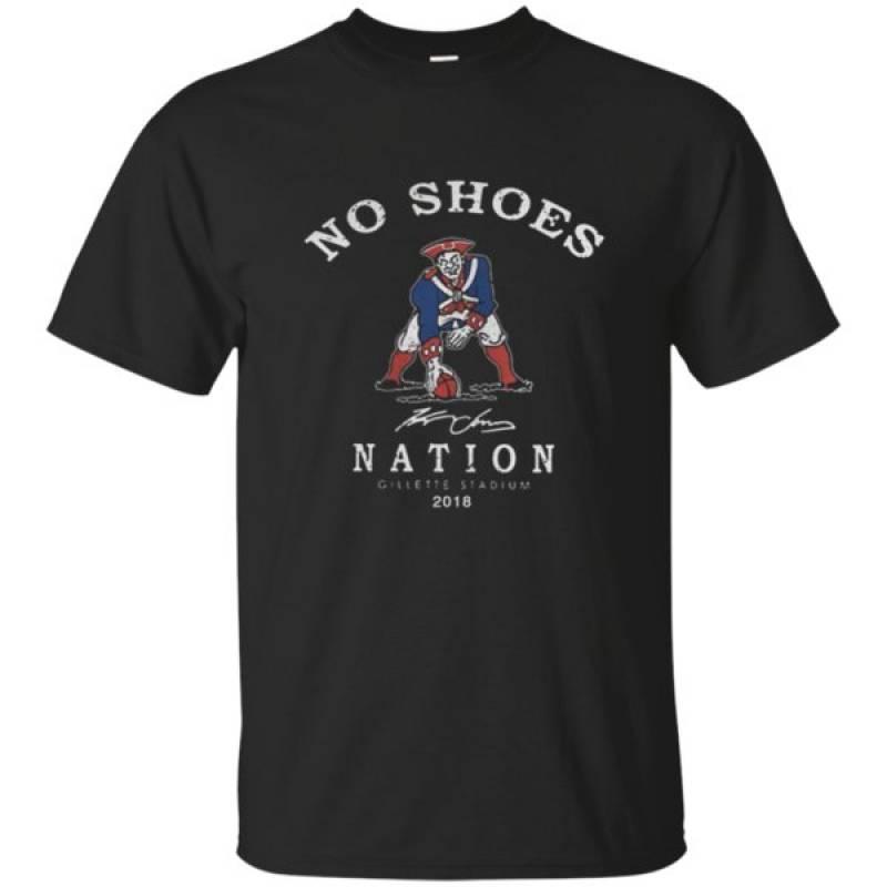 Shirt No Shoes Nation T-Shirt