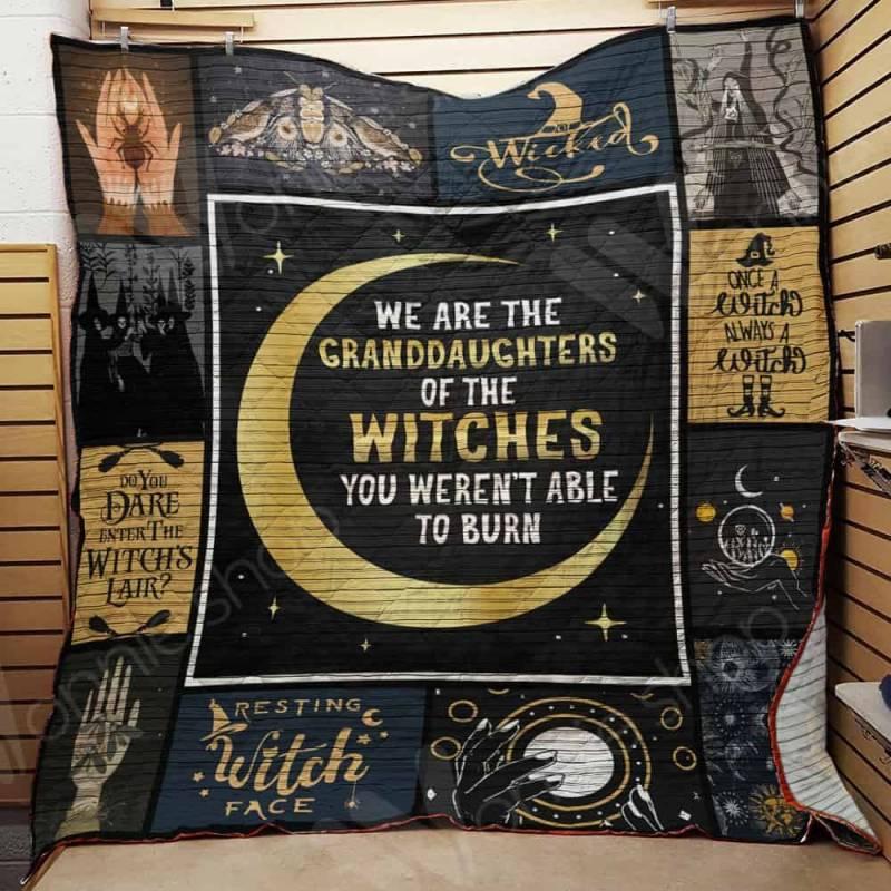Witch Blanket AU1001 90O47