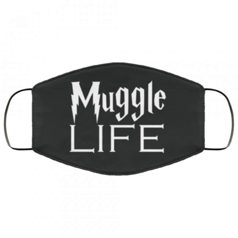Muggle life face mask