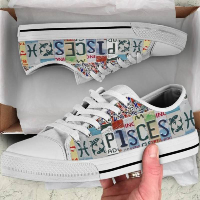 Pisces low top shoes – BBS