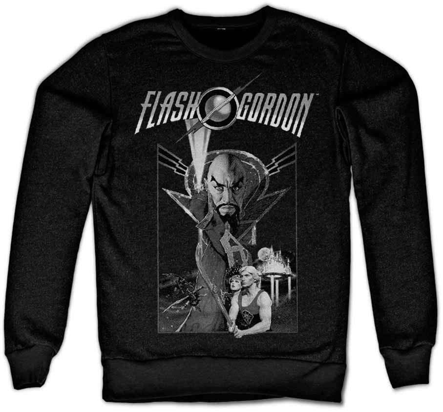 Flash Gordon Vintage Poster Sweatshirt