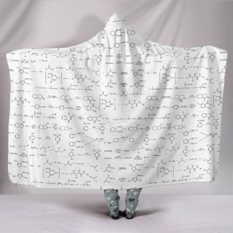 Custom Hoodie Blanket – Atom Geek