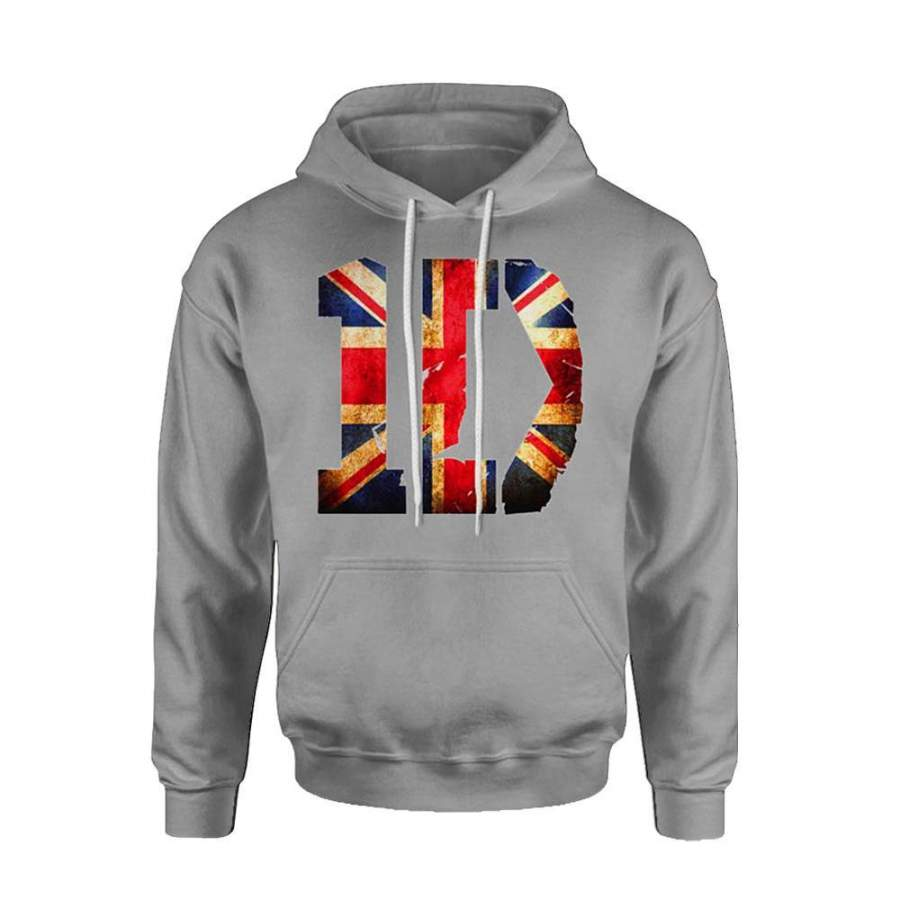 1D Logo One Direction Hoodie