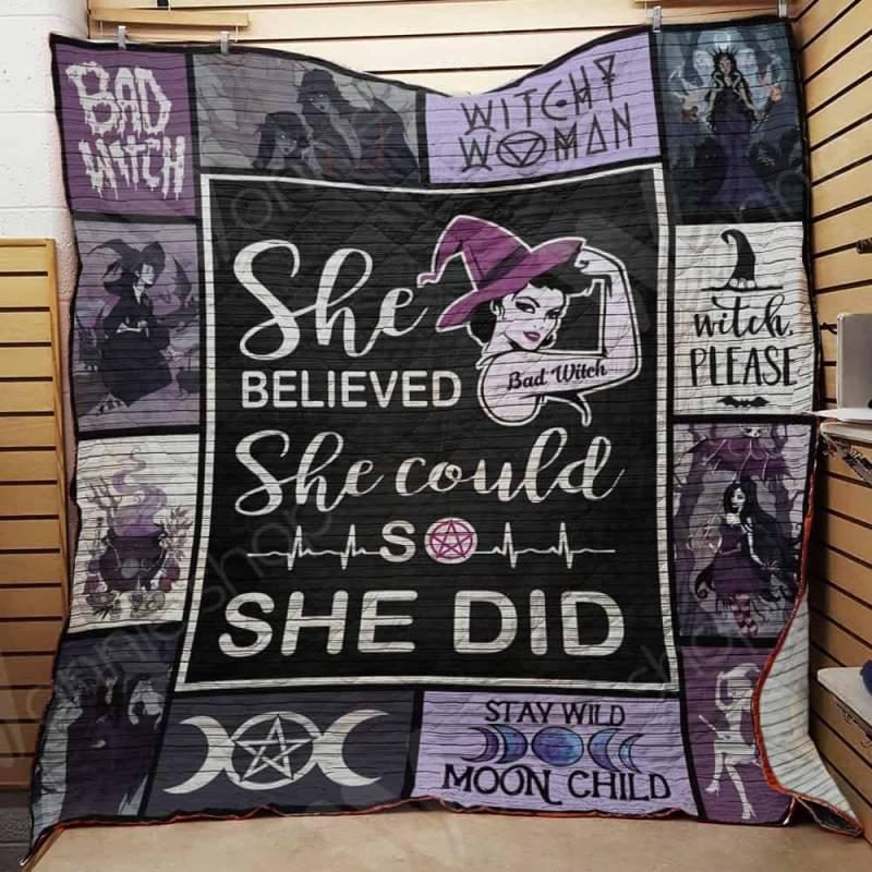 Witch Blanket AU1003 85O47