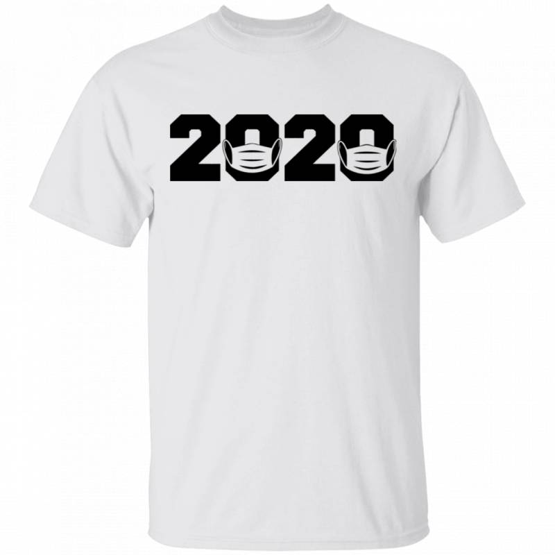 2020 Quarantine Social Distance Shirt