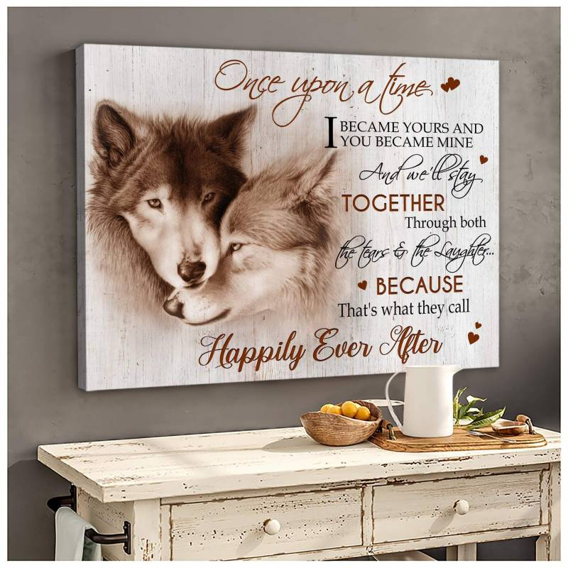 Wolf Happily Ever After poster poster 223220262