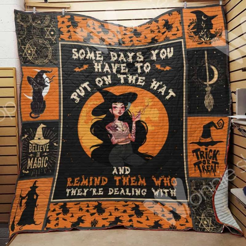 Witch Blanket AU1402 95O35
