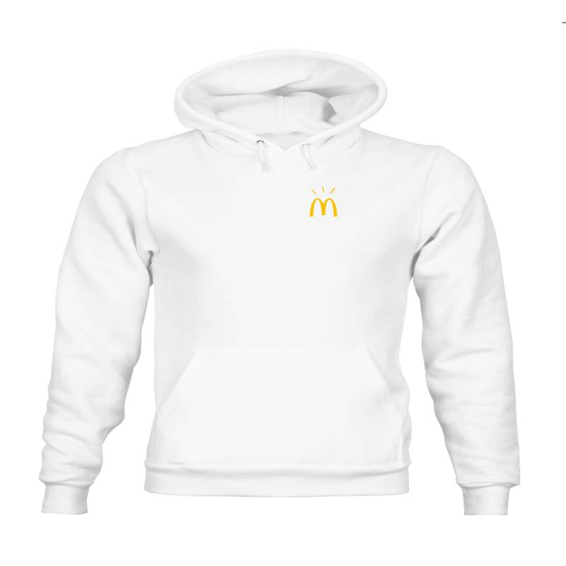 Mcdonalds x Travis Scott Merch Hoodie