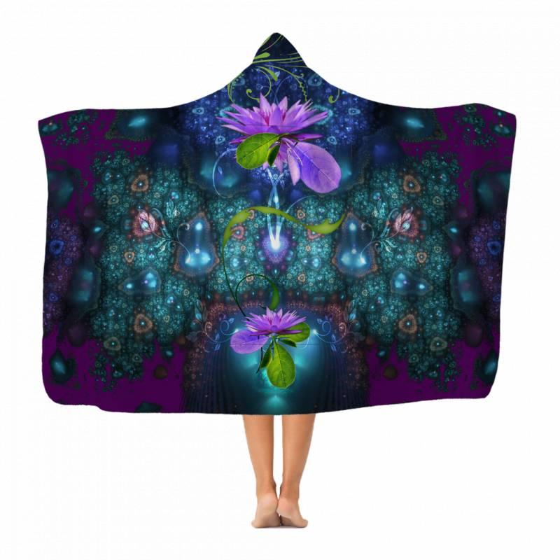 Leta Wear Classic Adult Hooded Blanket