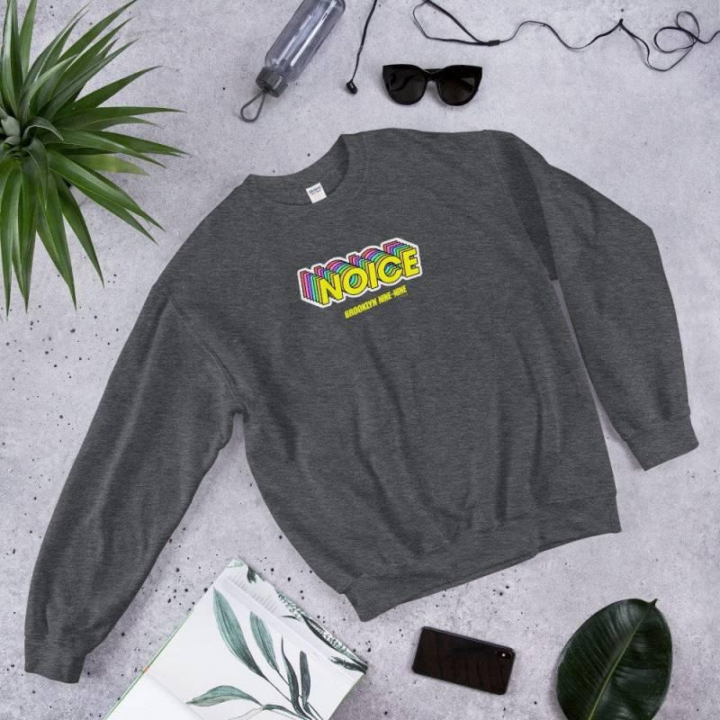 Brooklyn Nine-Nine Noice Crew Neck Sweatshirt