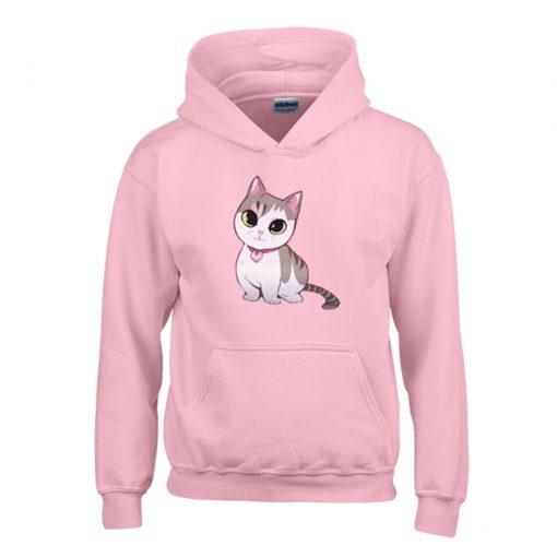 Cute Cat Hoodie (Oztmu)