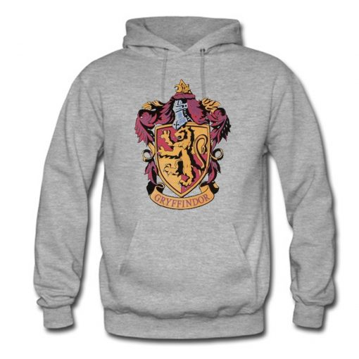 Harry Potter Gryffindor Hoodie (Oztmu)