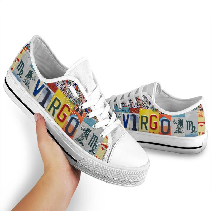 Virgo low top shoes – BBS