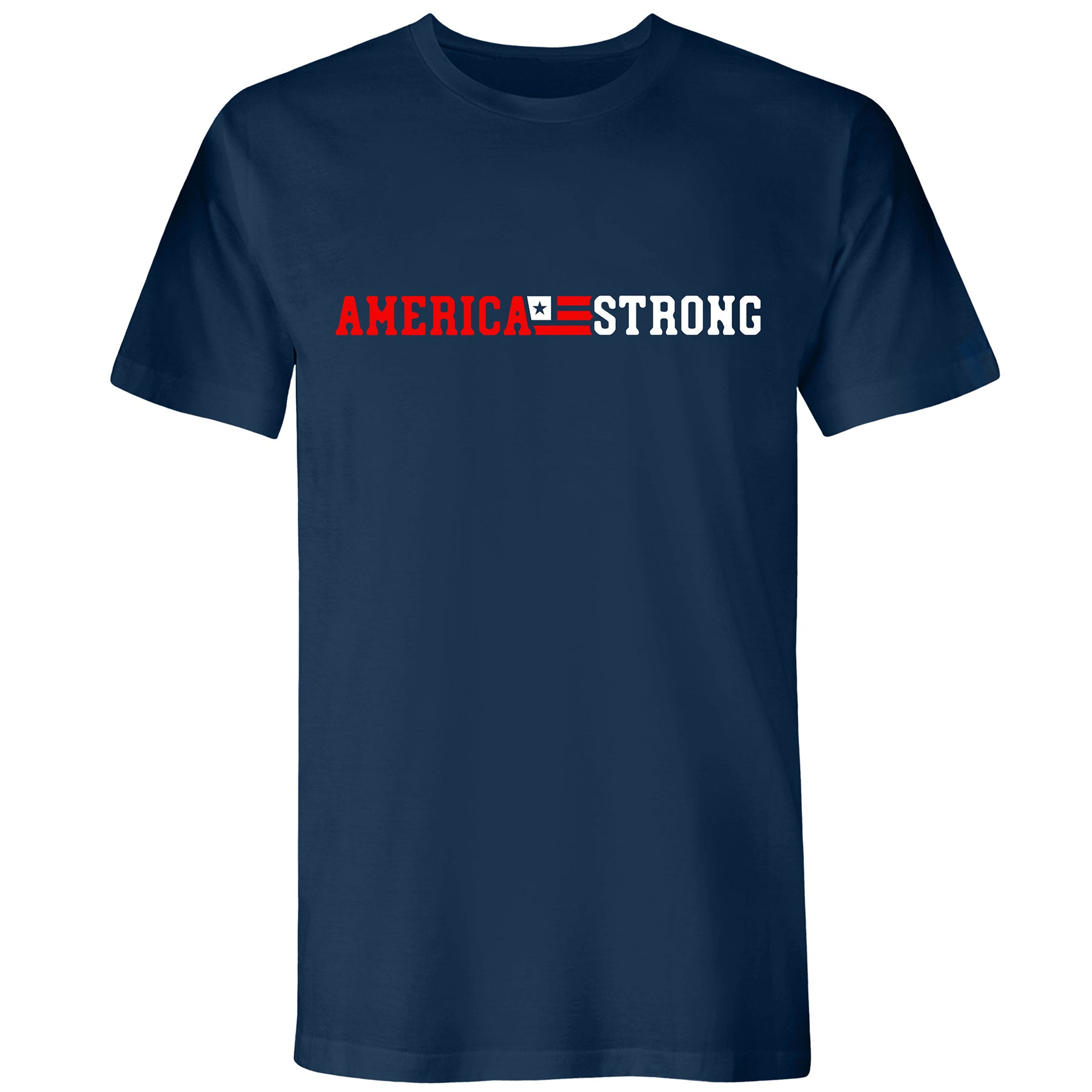 America Strong Flag T-Shirt