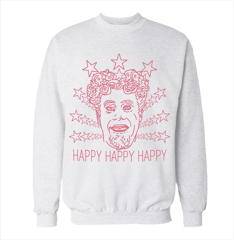 Mugato, Happy, Happy, Happy 'Zoolander' Sweatshirt
