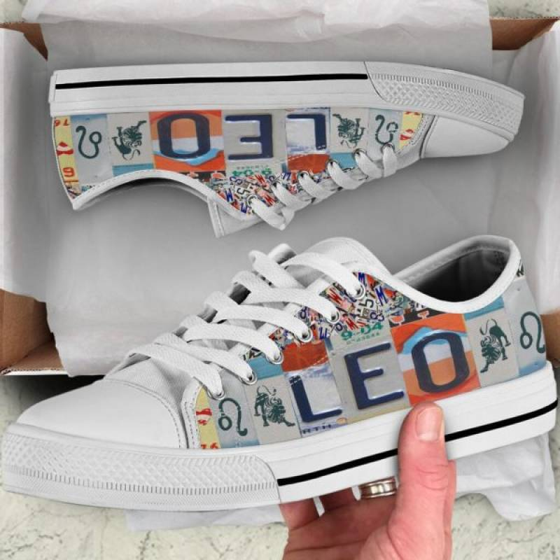 Leo low top Shoes – BBS