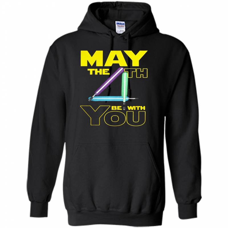 Star War May The 4th Be With You – Hoodie