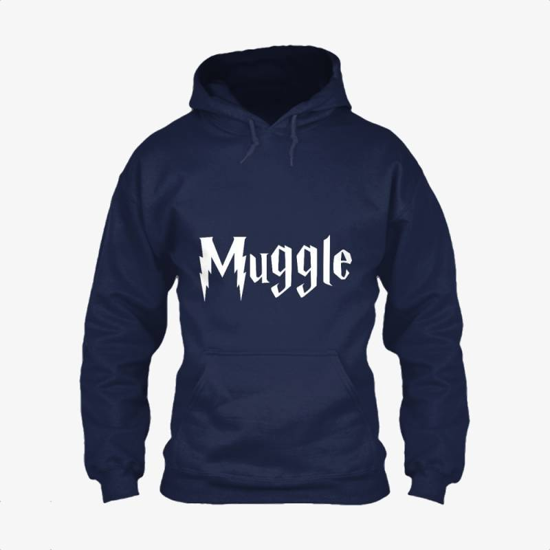 Muggle, Harry Potter Classic Hoodie