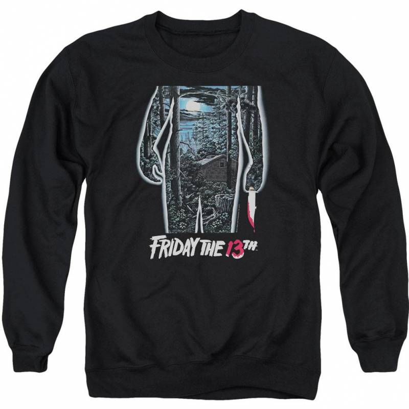 13th Poster Adult Sweatshirt
