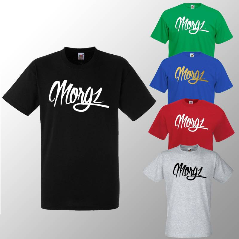 New Kids Morgz Youtuber T-Shirt Hoodie Gaming Gamer Team Morgz YouTuber Shirt Merch MGZ Tee Hoody Top Sizes S M L XL