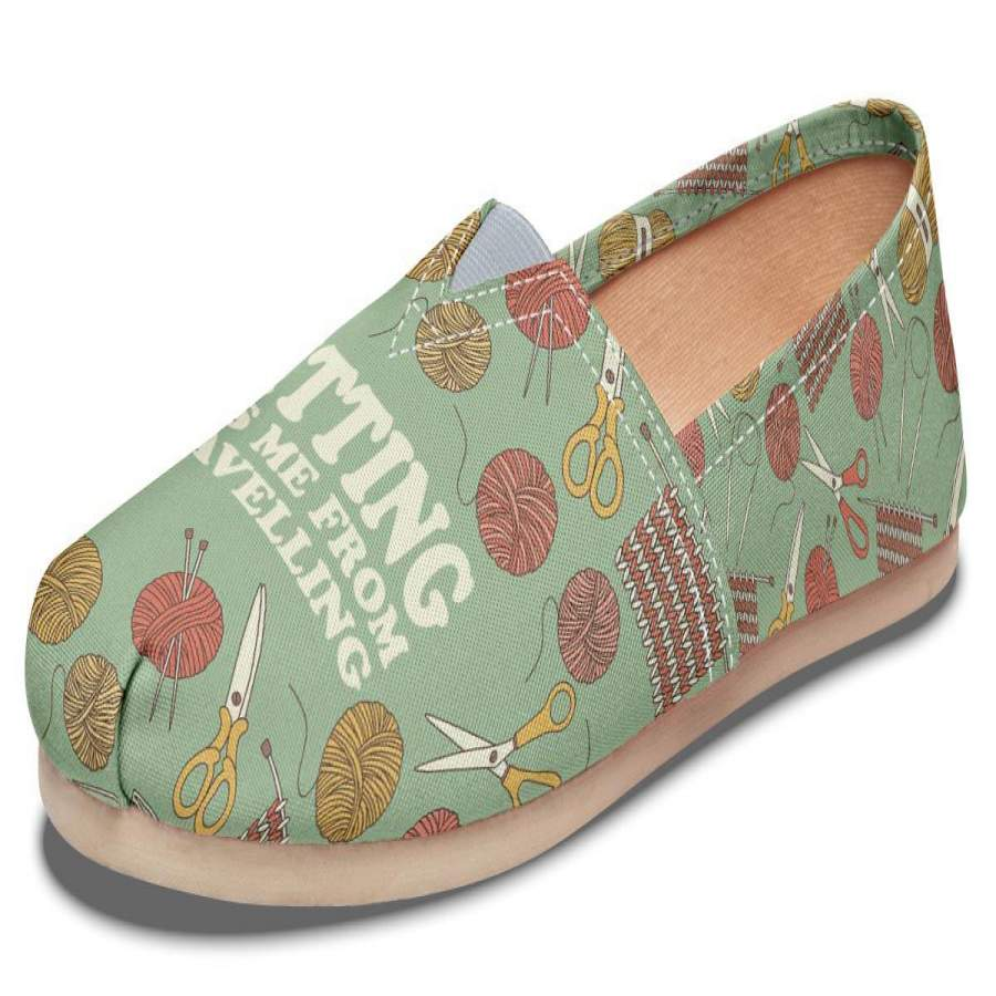 Adorable Unravelling Casual Shoes