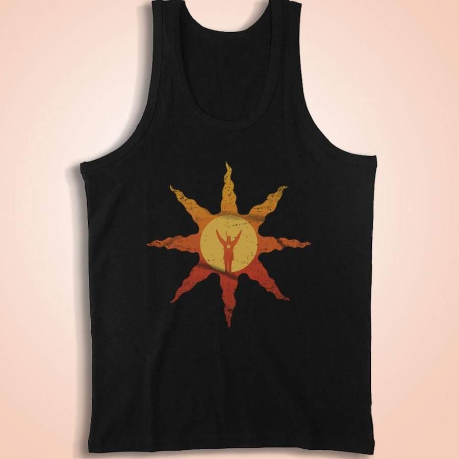 Praise The Sun Logo Men'S Tank Top