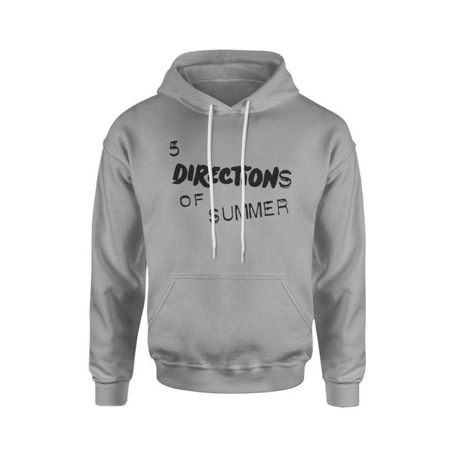 5 Directions of Summer Hoodie