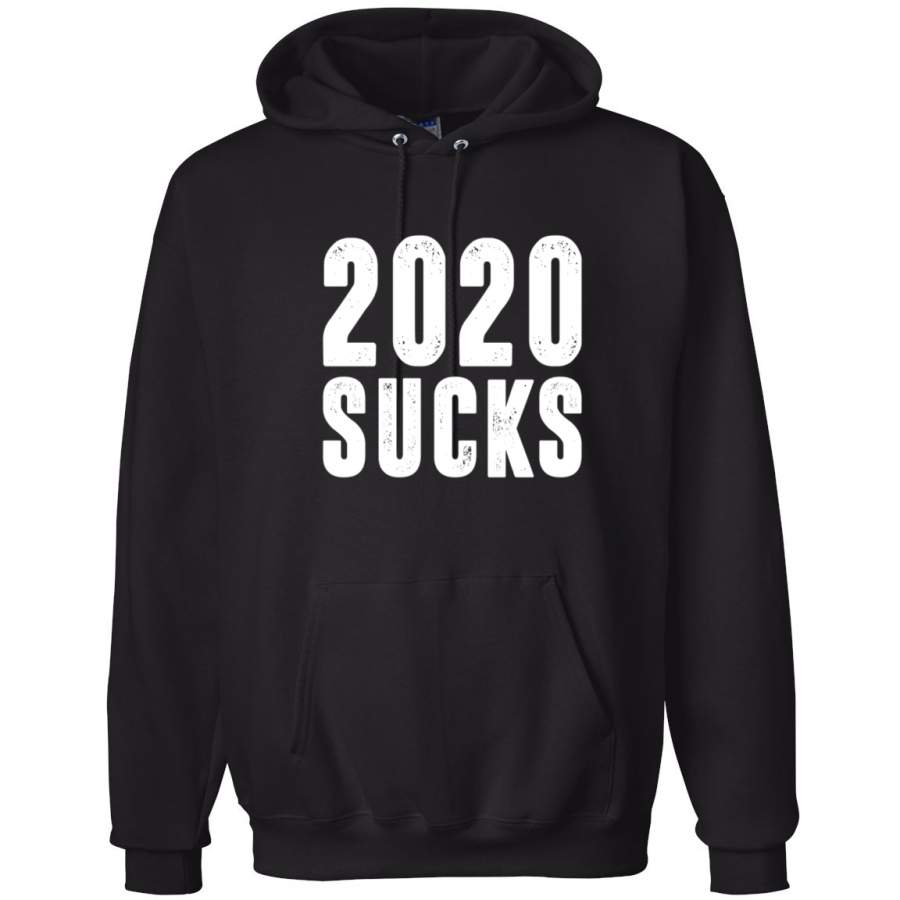 2020 Sucks Funny Virus Quarantine Pandemic Pop Culture Hooded Sweatshirt Graphic Hoodie