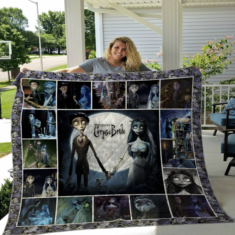 Corpse Bride Poster Quilt DHC19112104DD