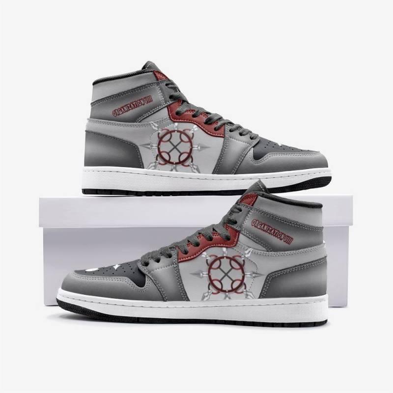 Axel Chakram Kingdom Hearts Custom J-Force™ Shoes