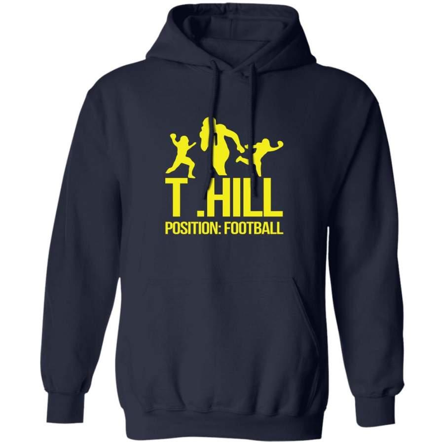 Taysom hill shirt Taysom Hill Position Football T Shirt ...Taysom Hill Body