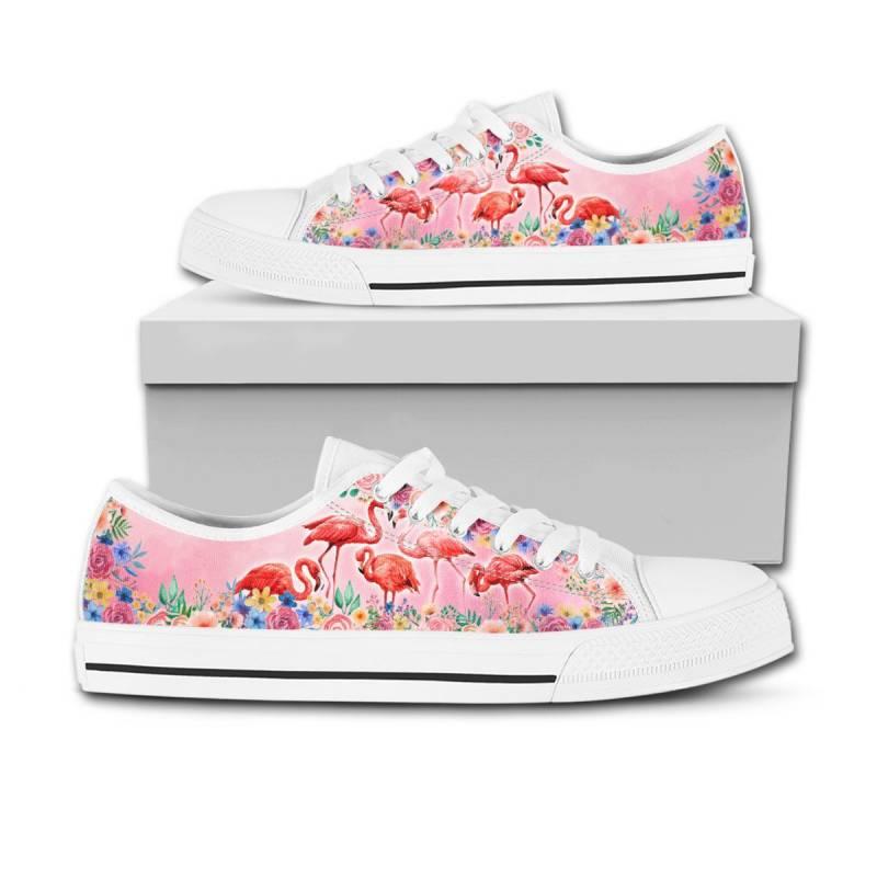 Ligerking™ Flamingo Low Top Shoes HD03116