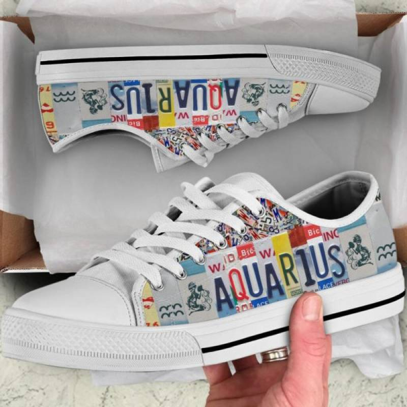 Aquarius low top shoes – BBS