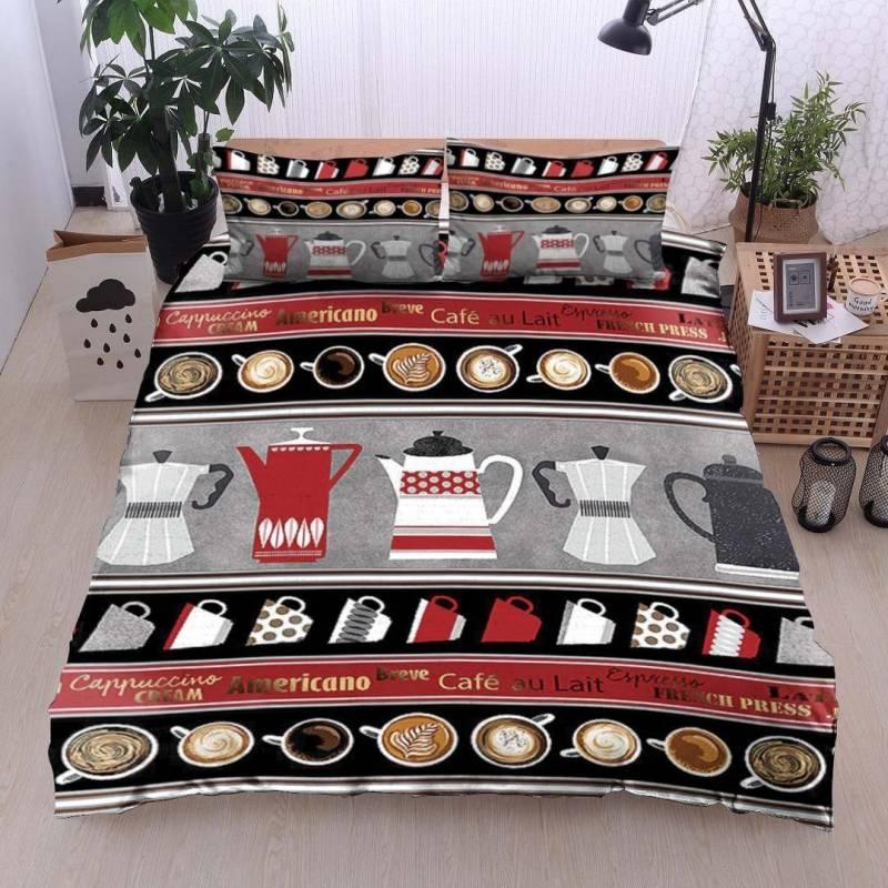 Americano Mugs HN16100008B Bedding Sets