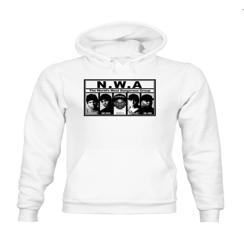 NWA Straight Outta Compton Hoodie