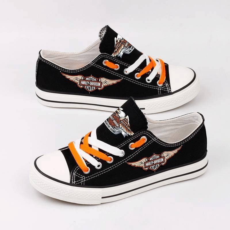 HD Low Top Canvas Shoes NS09100