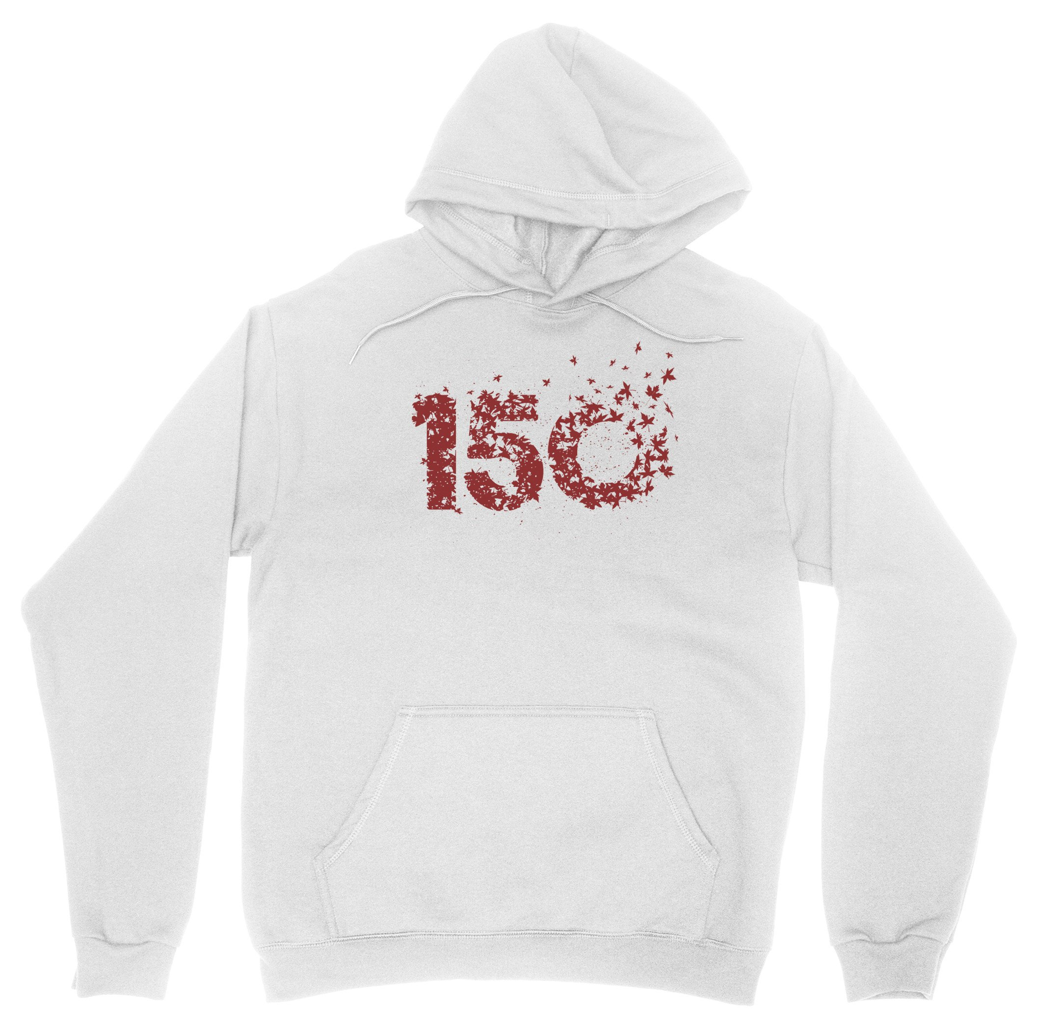 150 Blowing Leaves Hoodie