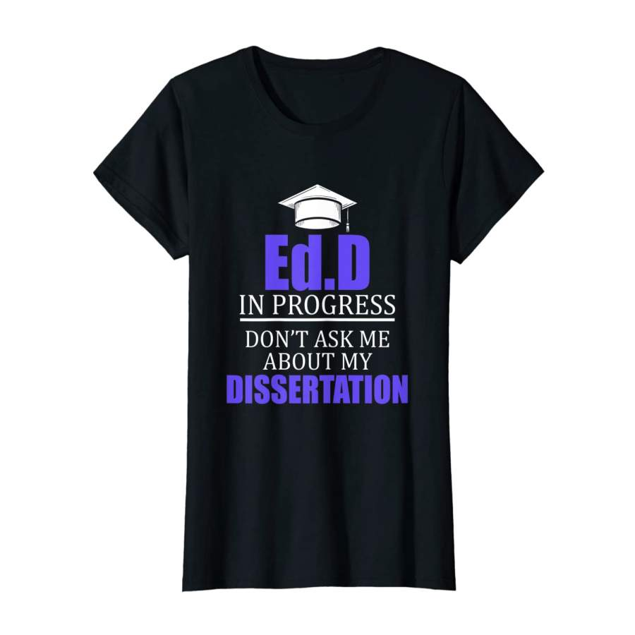 Doctor of education dissertation