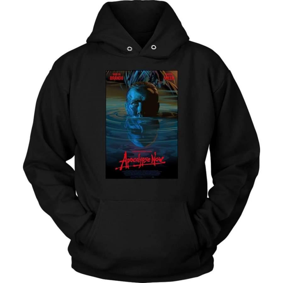 Apocalypse Now Poster Hoodie
